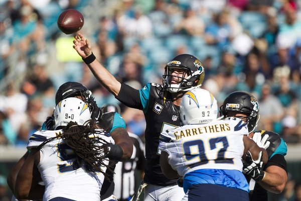 Chargers Secure Cathartic Win Over Jaguars